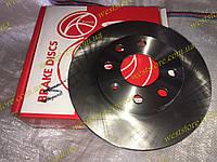 """Диск тормозной передний  Ланос Сенс Lanos Sens Нексия Nexia 1.5 (13"""") Aurora BD-DW0010F \90121445, фото 1"""