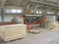 Ремонт деревообрабатывающего завода