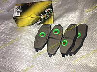 """Колодки тормозные передние Ланос 1.5 Сенс Матиз Lanos Sens Matiz 13"""" Best ВЕ 335\96273708, фото 1"""