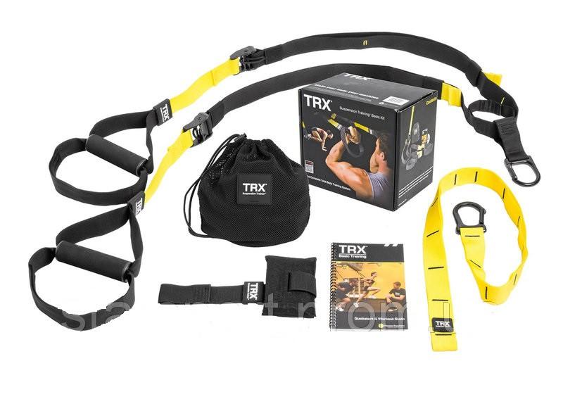 Спортивные ленты TRX Total Body Resistance Exercise (Петли для тренировки)