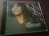 OST The Bodyguard CD фирменный б/у