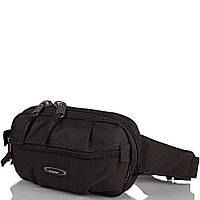 Мужская поясная сумка onepolar w3001-black на 6 литров