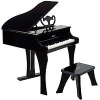 E0320 Черное фортепиано со стульчиком