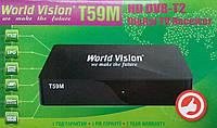 Т2 тюнер World Vision Т59M  dvb t2 \ цифровая приставка