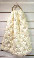 Одеяло 170*210 Lotus Cotton Delicate кремовое двуспальное
