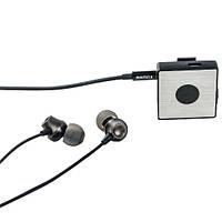 Наушники + Bluetooth переходник Remax Sport Clip-On Bluetooth Headset (RB-S3)