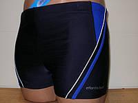 Плавки-шорты мужские Atlantis синий с електрик, фото 1