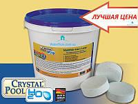 Crystal Pool MultiTab 4-in-1 Large Многофункциональные таблетки ( 1кг по 200 гр)