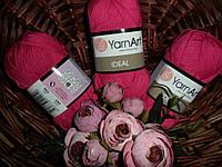 Yarnart Ideal (Ярнарт Идеал)  100% Хлопок 243 малиновый