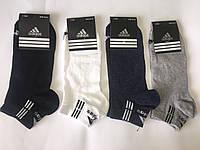 Носки короткие спорт Adidas 40-44р.