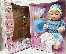 Интерактивный пупс «Baby born» с аксессуарами | YL1710C-S, фото 2
