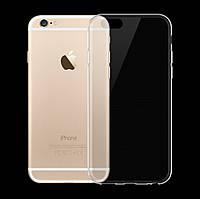 Ультратонкий  PU 0,3 мм силиконовый чехол для Apple iPhone 6 / Apple iPhone 6S