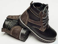 Ботинки детские 27 - 32, детские ботинки 27-32 от производителя модель ДЖ - 6005, фото 1