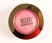 Рум'яна Milani Baked Blush - Dolce Pink 01