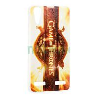 Чехол Foto Silicon Samsung G530 Game of Thrones