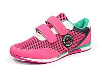 Детские кроссовки текстильные р.30-37 JongGolf: C-6350-8