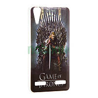 Чехол Foto Silicon Samsung G530 Game of Thrones Stark