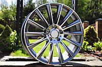 Литые диски R19 8.5j 5x112 et43 MERCEDES C E S SL CLS W218 W219
