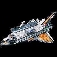 Объемная модель 4D Master - Космический корабль Спейс Шатл