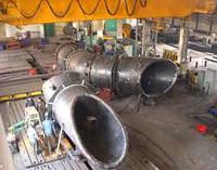 Изготовление сложных металлоконструкций больших размеров