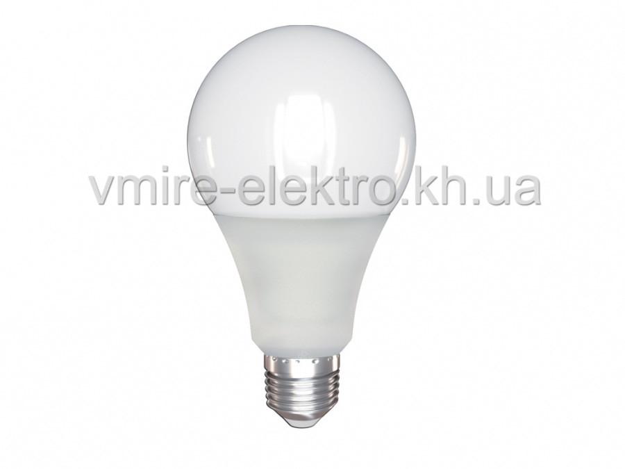 Лампа світлодіодна BL 60 (A60) 7w 4100k E27 Delux