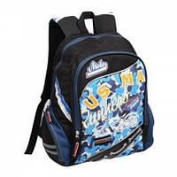 Рюкзак шкільний ZiBi MOTO (11.0008MT), фото 1