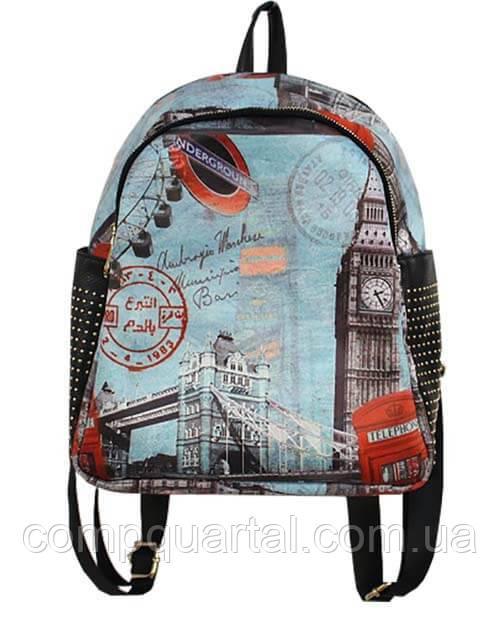 Рюкзак шкільний ZiBi Fashion TRAVEL (16.0651TL)