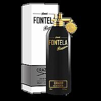 Мужская парфюмированная вода Fontela Crazed