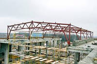 Монтаж гражданских зданий