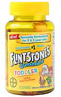 Bayer Flintstones Toddler  80 шт витамины детские жевательные