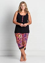 Жіночі піжами з бриджами
