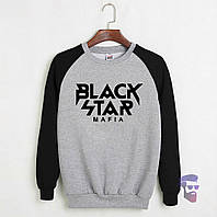 Свитшот мужской Black Star Mafia Блек Стар