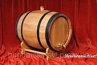 Бочка дубовая для вина 30 литров