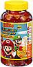 L'il Critters Super Mario Brothers Complete Multivitamin Gummies, 190 витамины детские жевательные