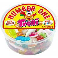 Желейки Trolli number one 1 кг Тролли Германия