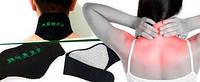Турмалиновая повязка, массажер для шеи