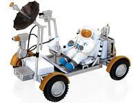Объемный пазл 4D Master - Лунный вездеход с астронавтом