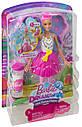 Кукла Барби Дримтопия фея Сказочные мыльные пузыри Barbie Bubble-Tastic Mermaid, фото 5