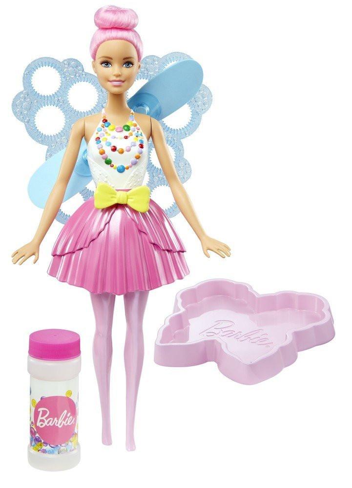 Кукла Барби Дримтопия фея Сказочные мыльные пузыри Barbie Bubble-Tastic Mermaid