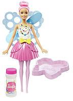Кукла Барби Дримтопия фея Сказочные мыльные пузыри Barbie Bubble-Tastic Mermaid, фото 1