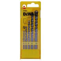 Набор свёрл по кирпичу DeWALT DT6952 (США/Китай)