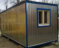 Блок Контейнер 6х2,45х2,45м