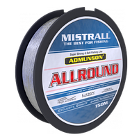 Леска MISTRALL Admunson Allround 150m 0.22mm