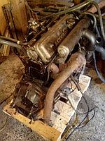 Турбо дизель для УАЗ 2.4 TD Andoria 4CT90