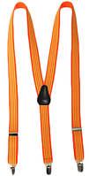 Подтяжки мужские для брюк полосы LM638