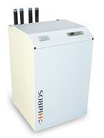 WSA-EV-16 - Охлаждаемый водой чиллер (версия без конденсатора.)