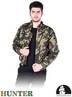 Утепленная куртка защитного цвета LH-HUNLOT MO