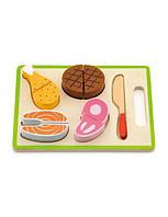 Деревянный игровой набор viga toys Пикник (50980)