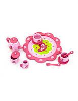 Игровой комплект для девочки viga toys Чайный набор (50343)