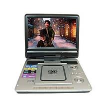 """Переносной портативный DVD плеер Opera OP-1480D, 11"""", PAL/NTSC/SECAM, фото 3"""